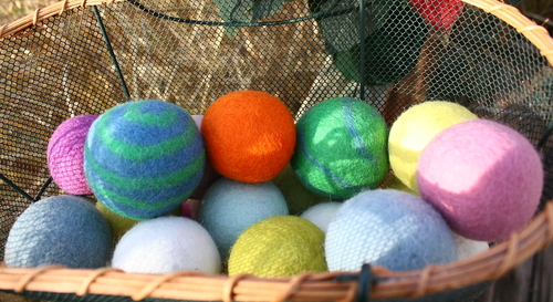 Alpaca Dyer Balls - Find in our Member Store